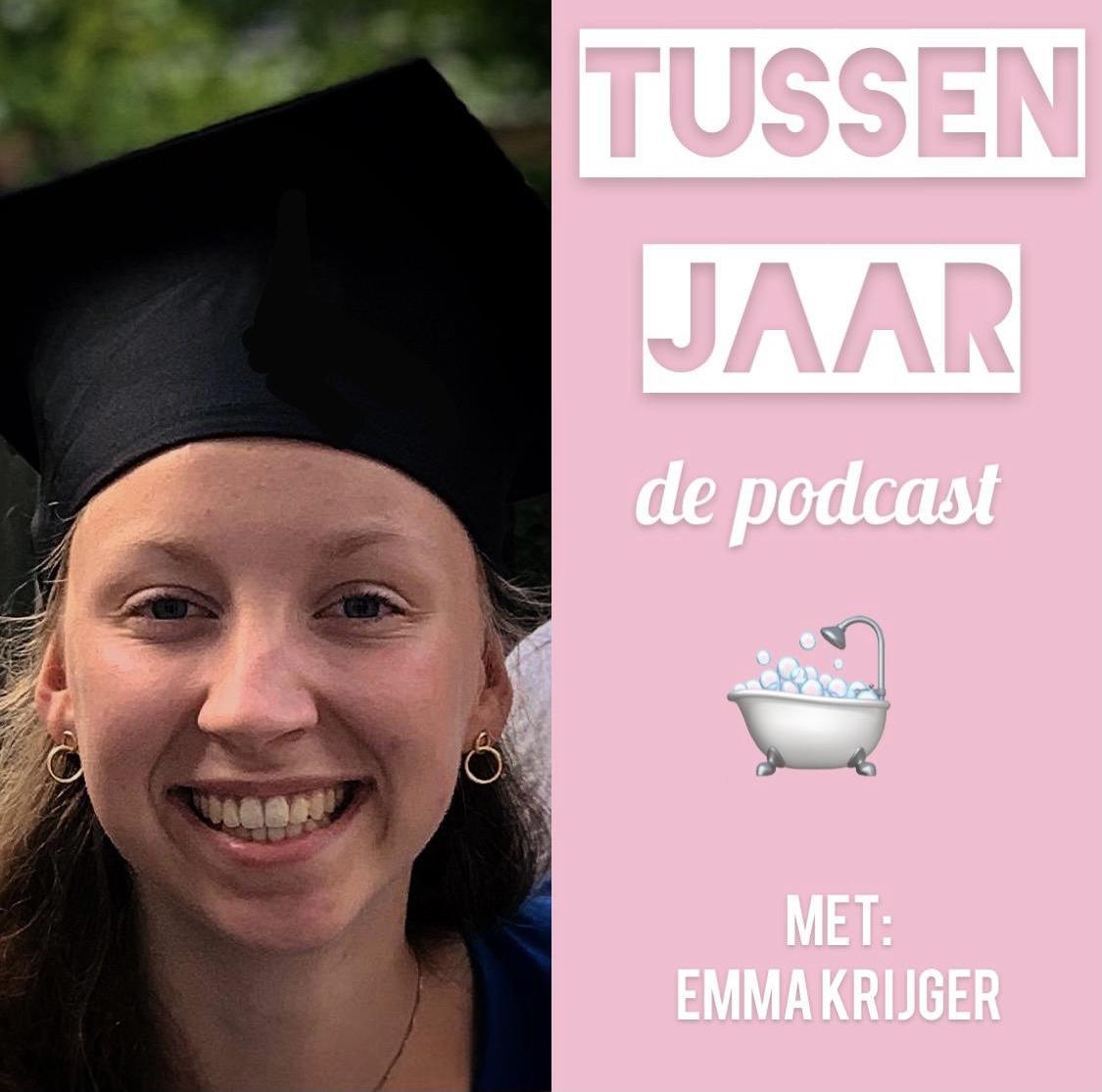 tussenjaar podcast 2021 Emma